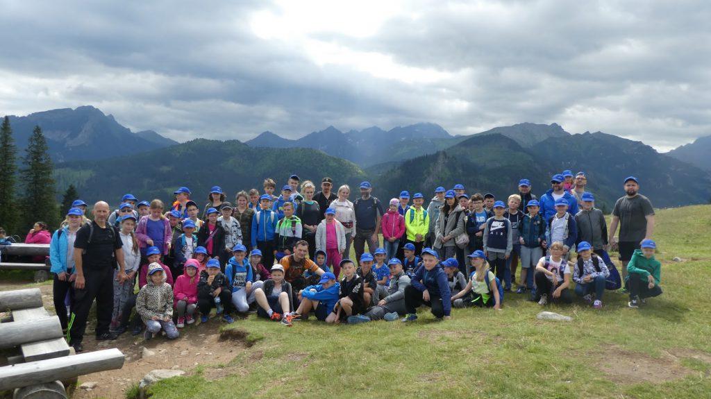 Wyjazd na obóz do Bukowiny Tatrzańskiej