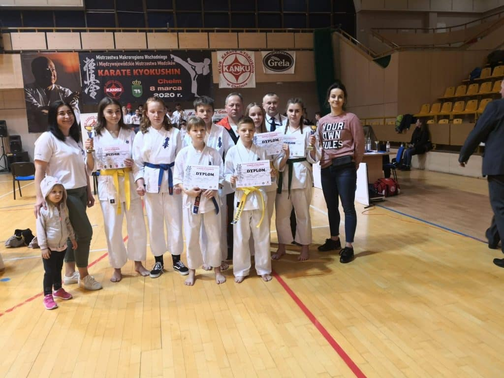 Mistrzostwa Makroregionu Wschodniego w Chełmie